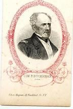 95x111.2 - Commander F. Buchanan C.S.A., Civil War Portraits from Winterthur's Magnus Collection